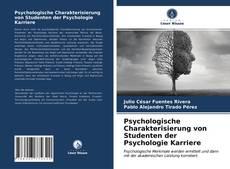 Borítókép a  Psychologische Charakterisierung von Studenten der Psychologie Karriere - hoz