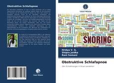 Portada del libro de Obstruktive Schlafapnoe