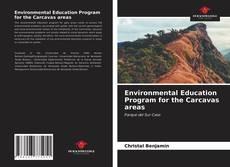 Capa do livro de Environmental Education Program for the Carcavas areas
