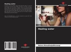Capa do livro de Healing water