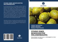 Bookcover of STUDIE EINES BEWÄSSERTEN MELONENBAUMS: