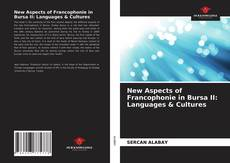 Bookcover of New Aspects of Francophonie in Bursa II: Languages & Cultures