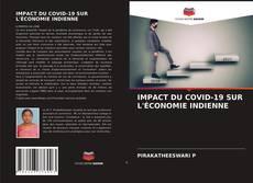 Buchcover von IMPACT DU COVID-19 SUR L'ÉCONOMIE INDIENNE