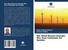 Bookcover of Der Wind-Wasser-Energie-Mix: Eine Fallstudie für Sambia