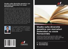 Bookcover of Studio sulla diversità genetica con marcatori molecolari su cozze Pernaviridis