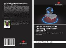 Bookcover of Social Networks and Learning in Distance Education