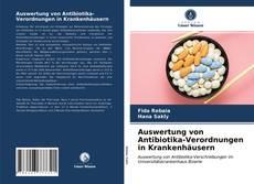 Portada del libro de Auswertung von Antibiotika-Verordnungen in Krankenhäusern