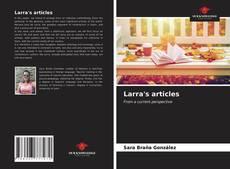 Bookcover of Larra's articles