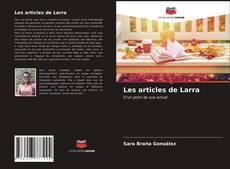 Portada del libro de Les articles de Larra