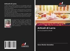 Buchcover von Articoli di Larra