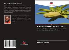 Portada del libro de La santé dans la nature