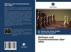 Portada del libro de Wellness und Transformationen über SDGs