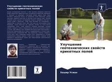 Borítókép a  Улучшение геотехнических свойств крикетных полей - hoz