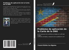 Portada del libro de Problema de aplicación de la Carta de la ONU