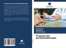 Bookcover of Prognose der parodontaltherapie