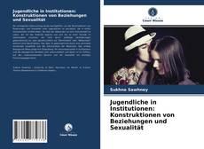 Portada del libro de Jugendliche in Institutionen: Konstruktionen von Beziehungen und Sexualität