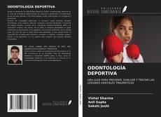 Portada del libro de ODONTOLOGÍA DEPORTIVA