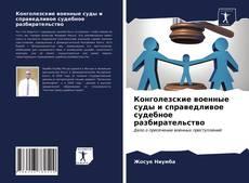 Конголезские военные суды и справедливое судебное разбирательство kitap kapağı