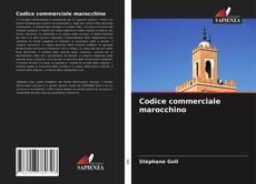 Codice commerciale marocchino kitap kapağı