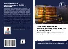 Buchcover von Финансиализация законодательства ОХАДА о компаниях