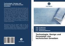 Portada del libro de Technologie, Design und Parameter von technischen Geweben