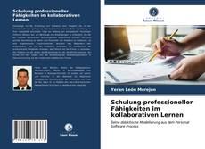 Copertina di Schulung professioneller Fähigkeiten im kollaborativen Lernen