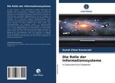 Bookcover of Die Rolle der Informationssysteme