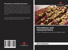 Borítókép a  Prevalence and Characteristics - hoz