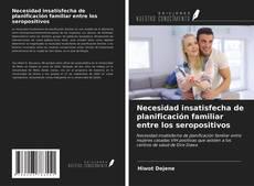 Buchcover von Necesidad insatisfecha de planificación familiar entre los seropositivos