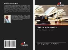 Portada del libro de Diritto informatico