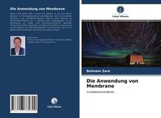 Die Anwendung von Membrane kitap kapağı