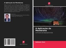 A Aplicação da Membrana kitap kapağı