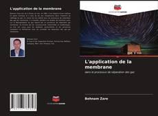 L'application de la membrane kitap kapağı