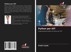 Python per IOT的封面