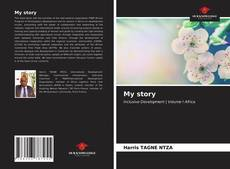 Bookcover of My story