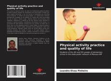 Bookcover of Physical activity practice and quality of life