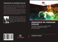 Capa do livro de PÉDAGOGIE DU MANAGER ÉVOLUÉ