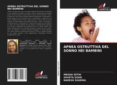 Bookcover of APNEA OSTRUTTIVA DEL SONNO NEI BAMBINI