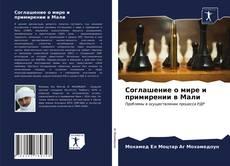 Bookcover of Соглашение о мире и примирении в Мали