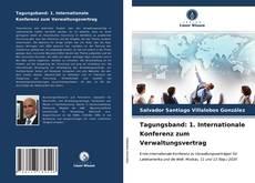 Tagungsband: 1. Internationale Konferenz zum Verwaltungsvertrag的封面