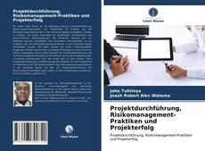 Bookcover of Projektdurchführung, Risikomanagement-Praktiken und Projekterfolg
