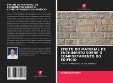 Portada del libro de EFEITO DO MATERIAL DE ENCHIMENTO SOBRE O COMPORTAMENTO DO EDIFÍCIO