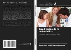 Erradicación de la poliomielitis kitap kapağı