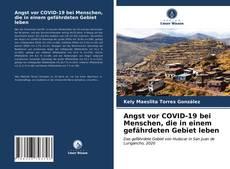 Обложка Angst vor COVID-19 bei Menschen, die in einem gefährdeten Gebiet leben