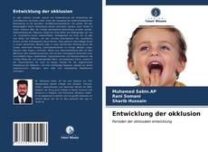 Buchcover von Entwicklung der okklusion