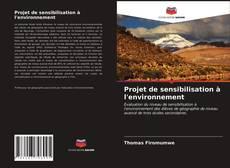 Bookcover of Projet de sensibilisation à l'environnement