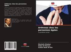 Bookcover of Arthrose chez les personnes âgées