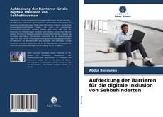 Buchcover von Aufdeckung der Barrieren für die digitale Inklusion von Sehbehinderten