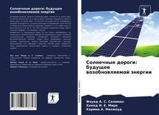 Portada del libro de Солнечные дороги: будущее возобновляемой энергии