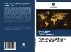 Buchcover von Politische instabilität in pakistan (1947-1956)
